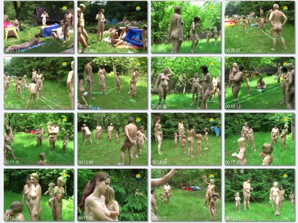 Not only Skipping Ropes Naturist Freedom 2