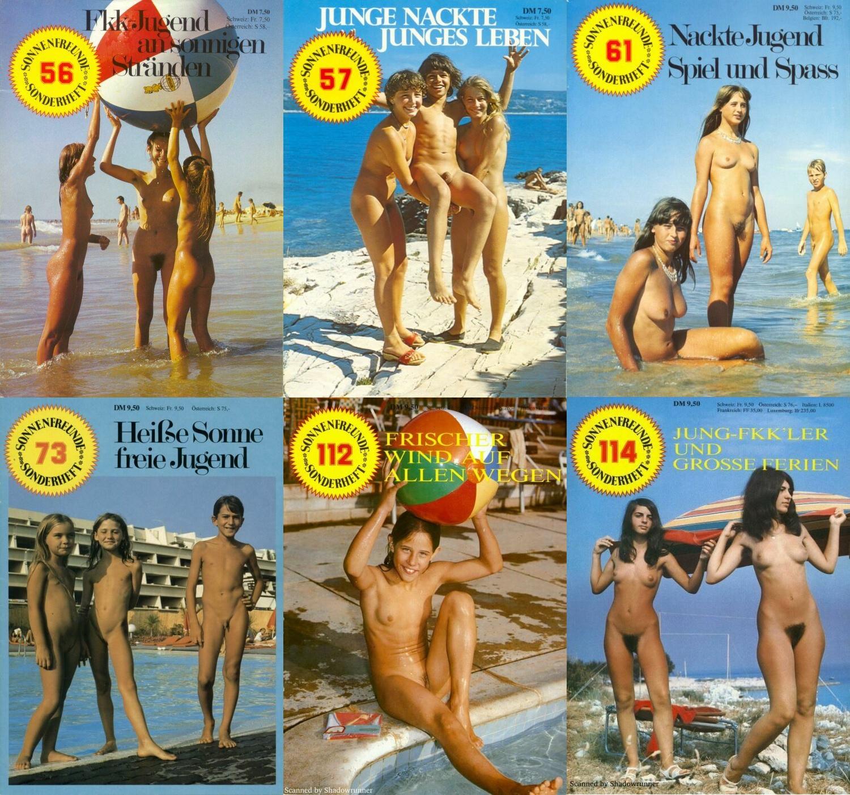 nudist ferie sex side