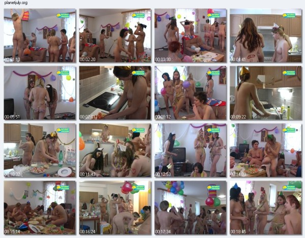 Girls Birthday Party 3