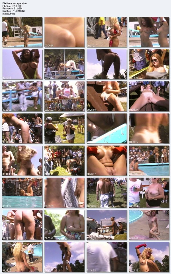 Nudist Documentary Video Nudeparadise