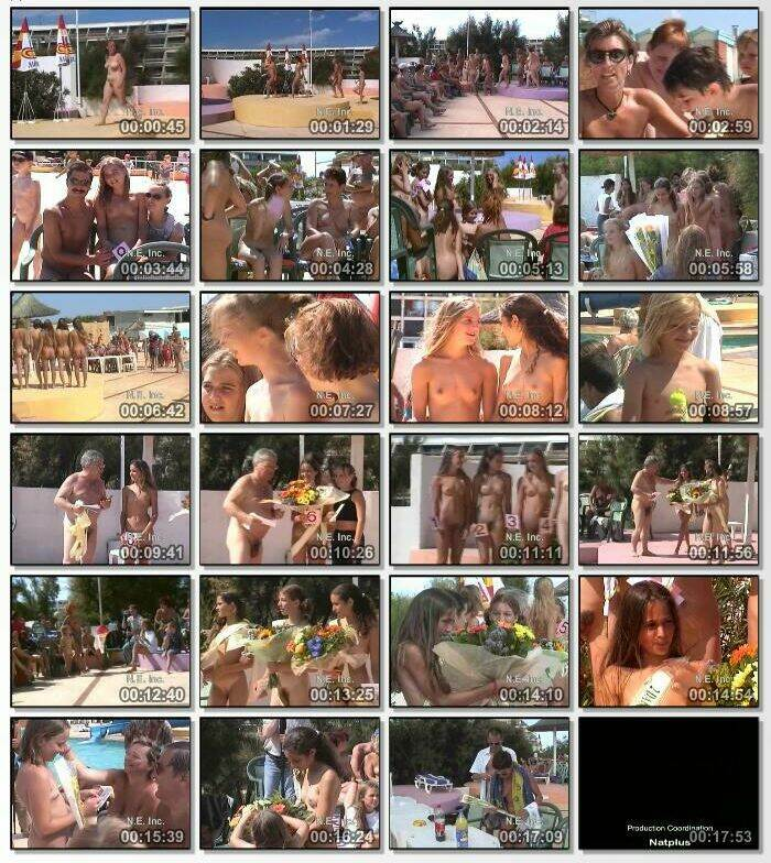 Junior Miss Pageant 2001 Series-Family Naturism – Naturism ...