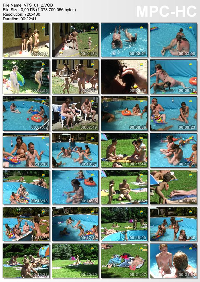 Merry Pool Naturist Freedom 2