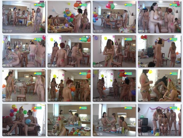 Girls Birthday Party 4