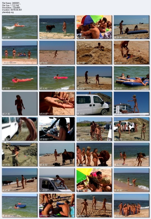 Naturist Family Video Welcome To Our World 1