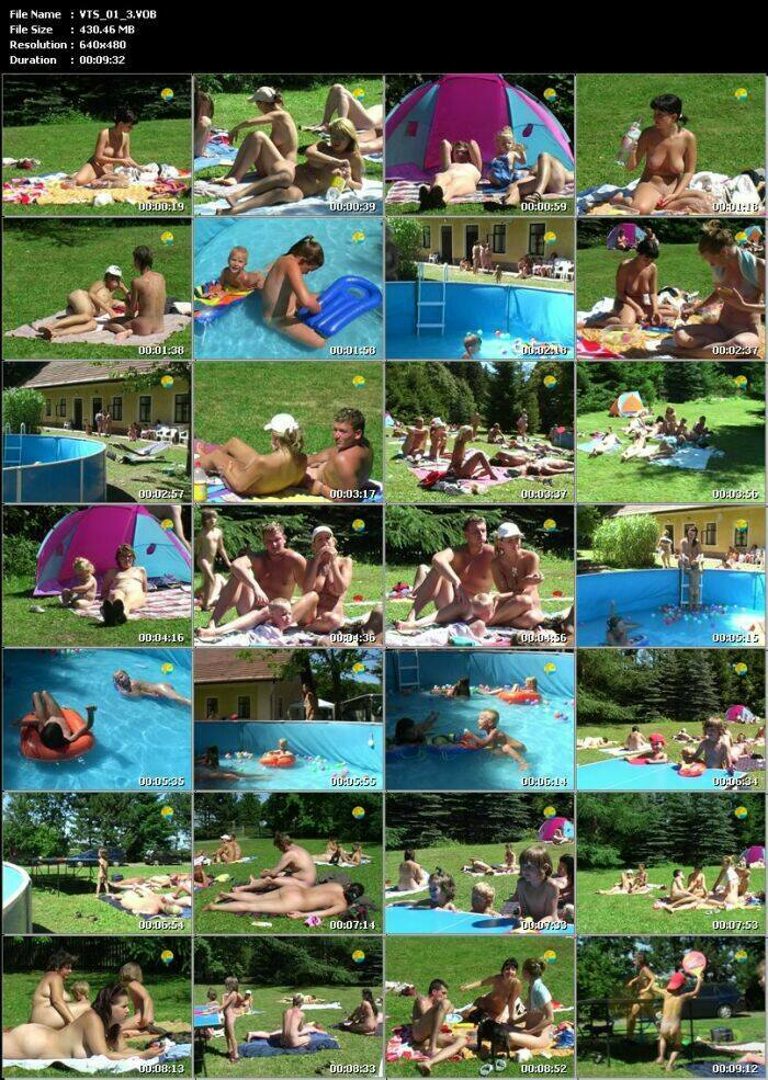 Merry Pool Naturist Freedom 3
