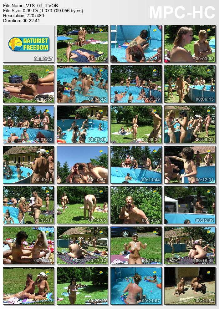 Merry Pool Naturist Freedom 1
