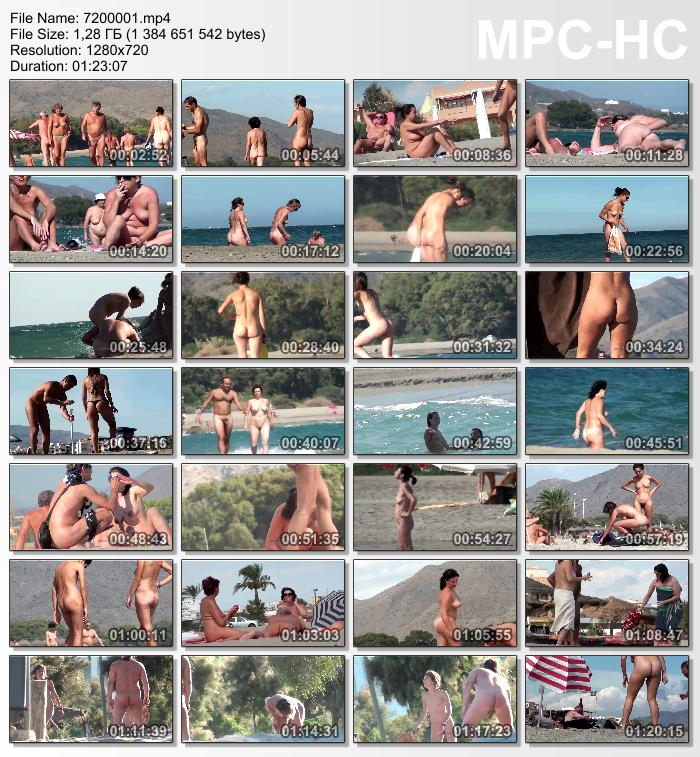 Nudist Beach Video Itsmee Sunsoaked 03