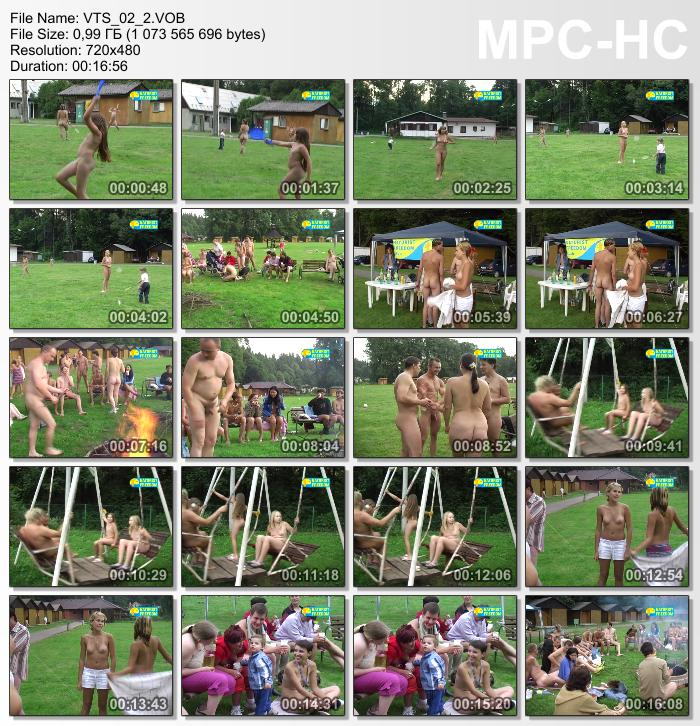 Mysterious Camp Naturist Freedom 2