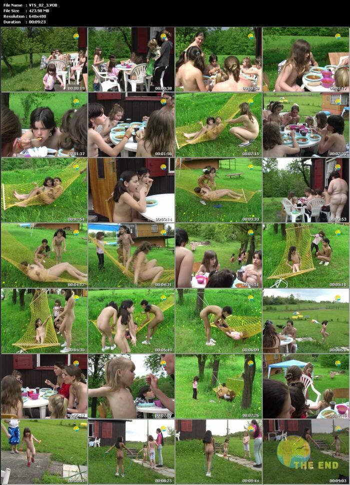 Meadow Naturist Freedom 3
