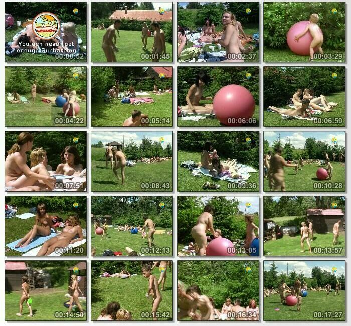 You Can Never Get Enough Sunbathing Family Nudism 1