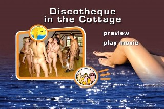 Discotheque in Cottage