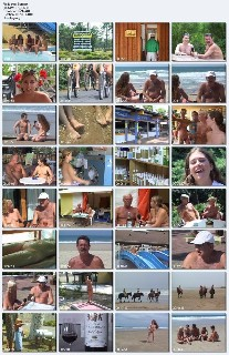 Nudist Documentary Video Euronat