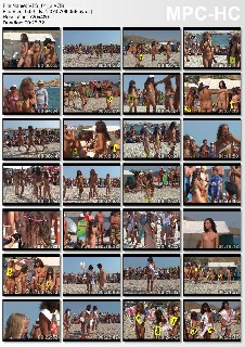 Family Beach Pageant part1 Family Nudist Videos 2