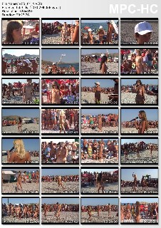 Family Beach Pageant part2 Family Nudist Videos 1