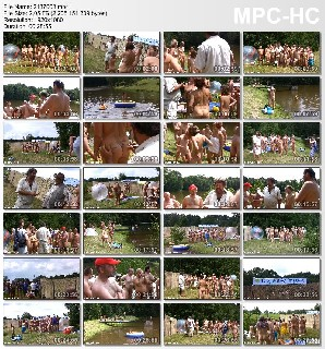 Daytime Family Picnic part3  Purenudism  Video HD