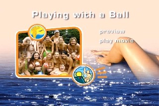 Playing With a Ball DVD