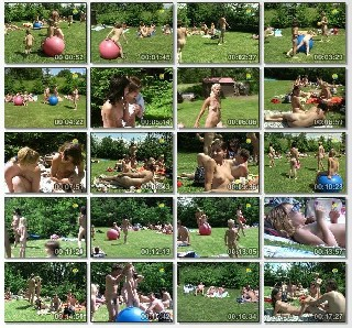 You Can Never Get Enough Sunbathing Family Nudism 2