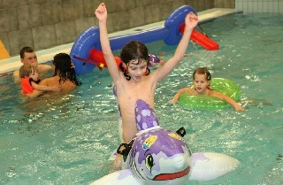Naturist Family Events Pictures Indoor Swimming Pool