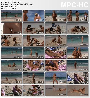 St John Beach Day 1  Caribbean 2007  Teens Girls Nudists