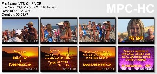 Family Beach Pageant part2 Family Nudist Videos 3