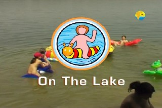 Naturists on the lake   naturism freedom